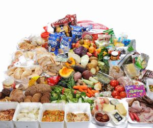 Stopping food waste from the grocery store to the garbage bin