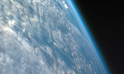 Carbon emissions are having an impact even at the edge of space