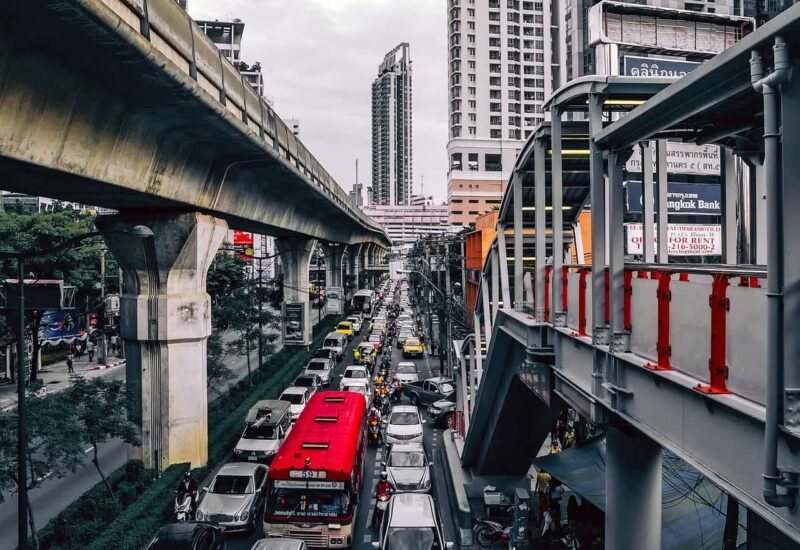 Traffic noise can increase the risk of dementia and bad health