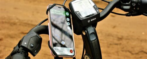 E-bikes are good for the environment and for you too