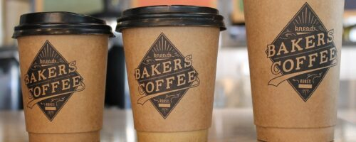 What to do with disposable coffee cups? Turn them into useful products