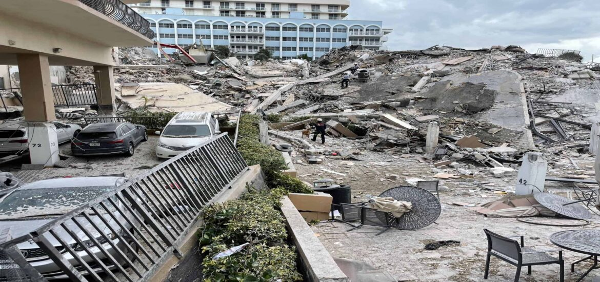 Is there a climate link to Miami's condo catastrophe?