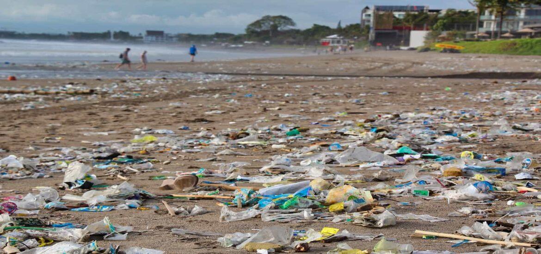 Litter hotspots around the world follow distinct patterns