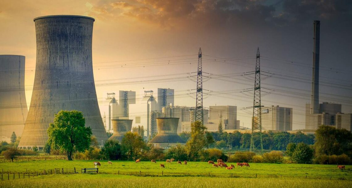 Nuclear energy can help make UK electricity green by 2035