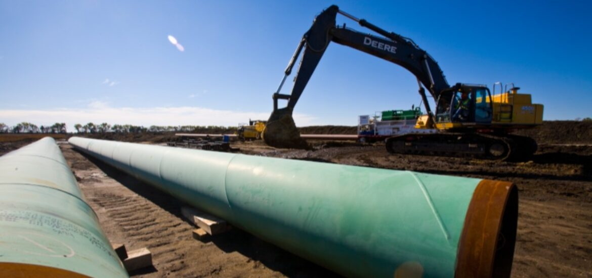 After a decade of protests, Keystone XL Pipeline project ends