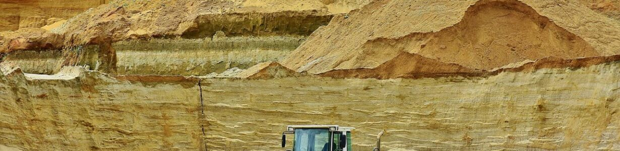 The global mining of sand and gravel is unsustainable. That needn't be so