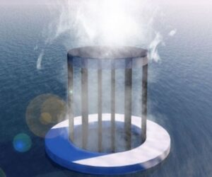 A new solar-powered evaporator could soon bring freshwater to millions of needy people
