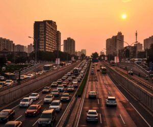 Toxic air pollution is a health hazard. . . even in your car